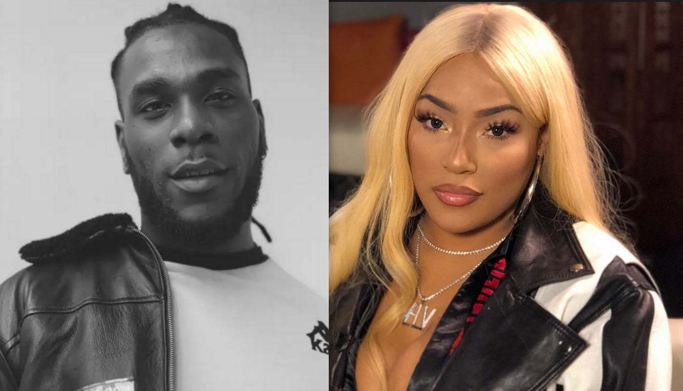 Stefflon Don Confirms Relationship With Nigerian Singer