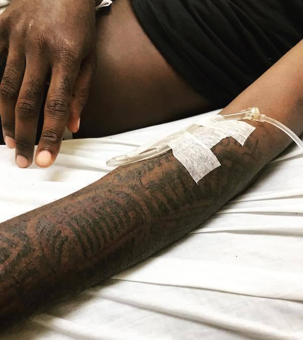 Alkaline 's Producer Jahvy Ambassador Injured In Serious Car Crash