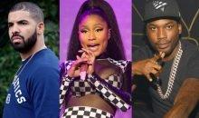 Nicki Minaj Drake Meek Mill beef
