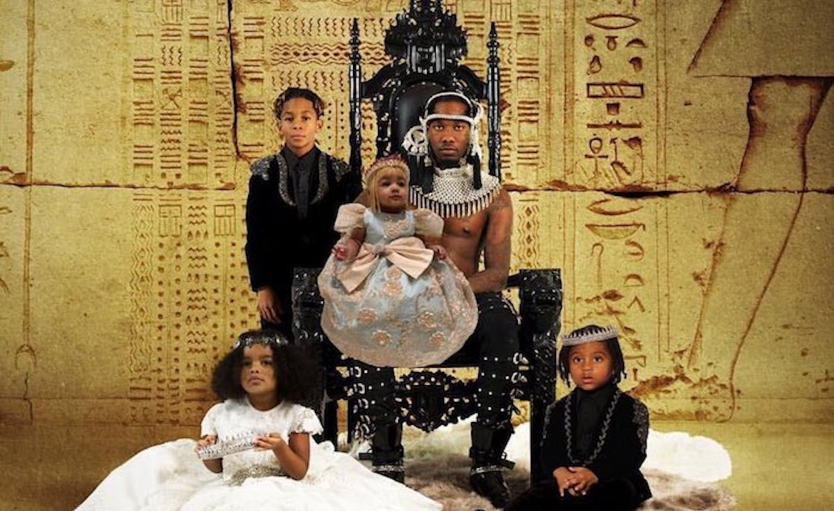 Offset Father of 4 cover art