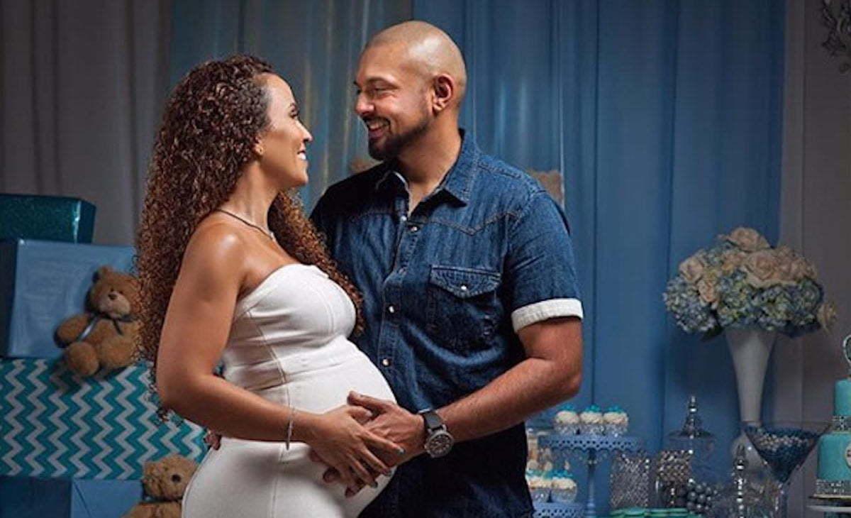 Sean Paul and His Wife Jodi Jinx Expecting Second Child - Urban Islandz