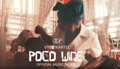 Vybz Kartel Poco Wine