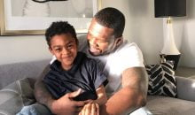 50 Cent and Sire Jackson