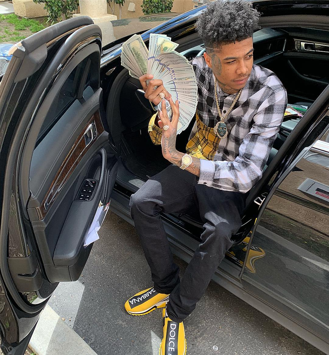 Blueface Buys First House At Age 22 And It's The Biggest On The Block - Urban Islandz