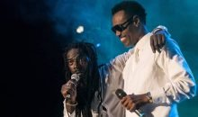 Buju Banton and Wayne Wonder