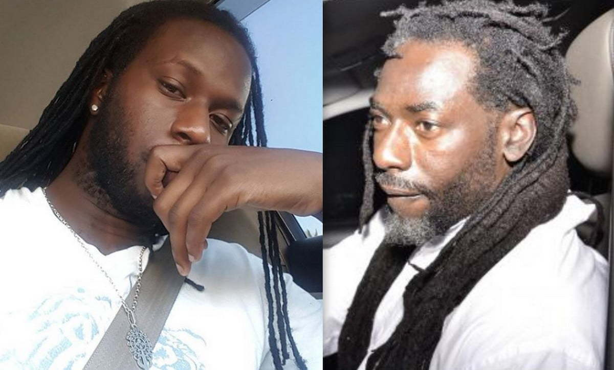 Buju Banton and Markus