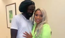 Buju Banton and Stefflon Don