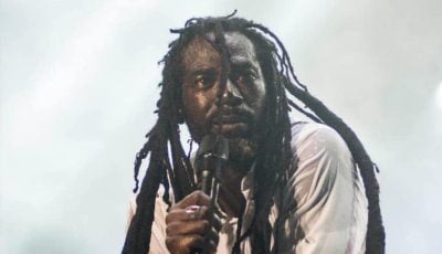 Buju Bnton performance