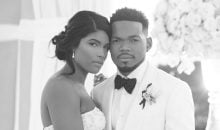 Chance The Rapper and Kirsten wedding