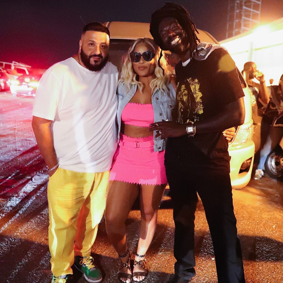 Yaadman DJ Khaled List All The Tasty Jamaican Food At Rihanna's Diamond Ball - Urban Islandz