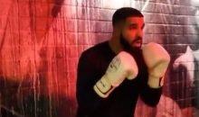 Drake boxing
