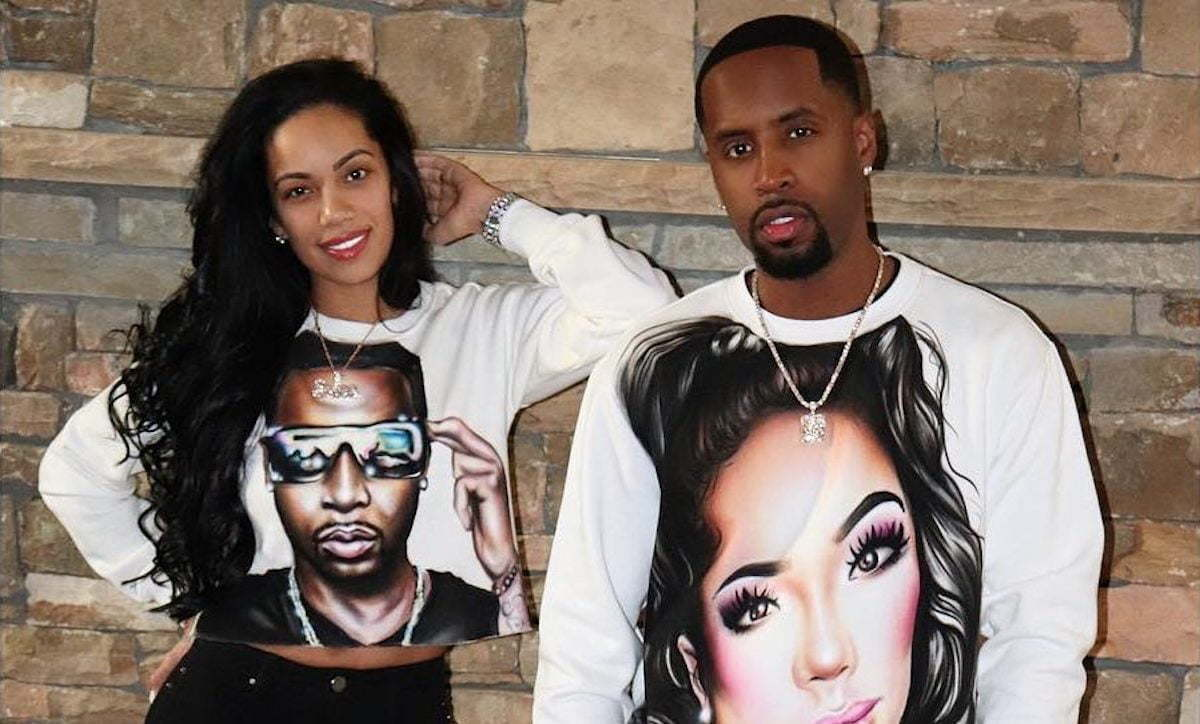 Image result for erica mena and safaree images