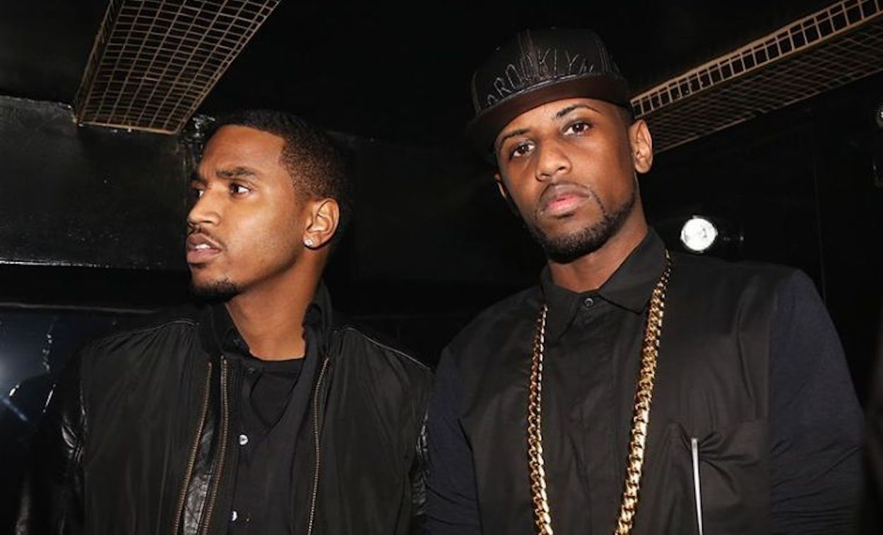 Fabolous Went Full 50 Cent On Trey Songz For Previewing New