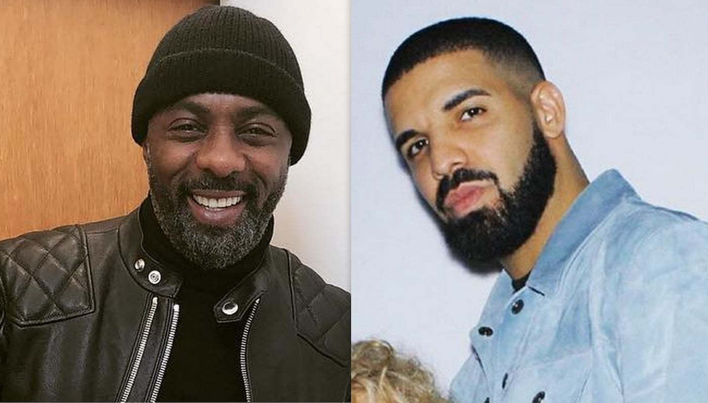 Idris Elba and Drake beef
