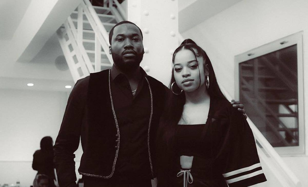 Meek Mill and Ella Mai