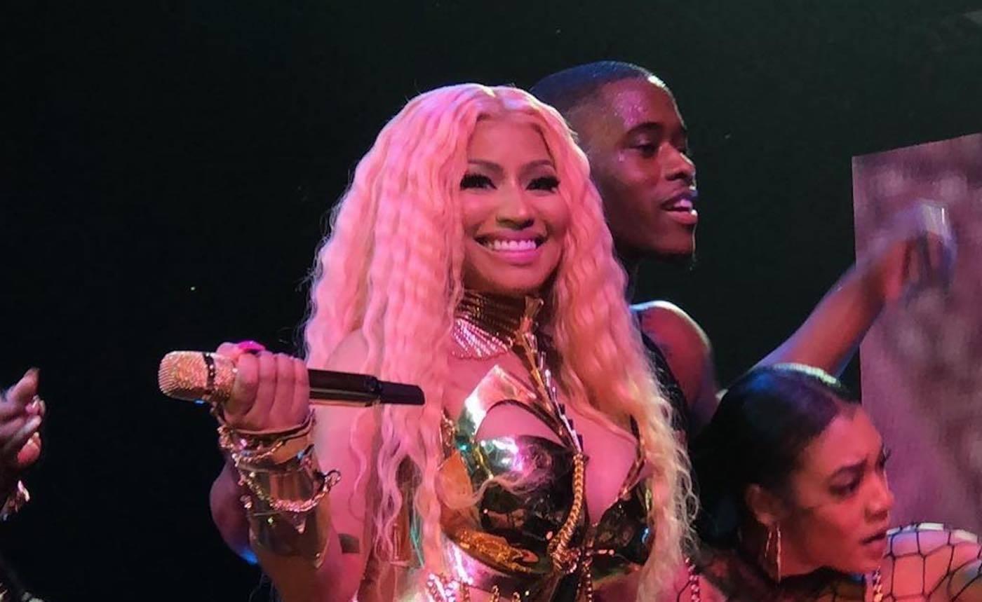 a329f546d175a Nicki Minaj Barbies Going Bad At Drake's Concerts In Europe - Urban ...