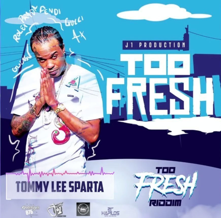 Tommy Lee Sparta Too Fresh