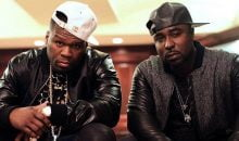 50 Cent and Young Buck beef