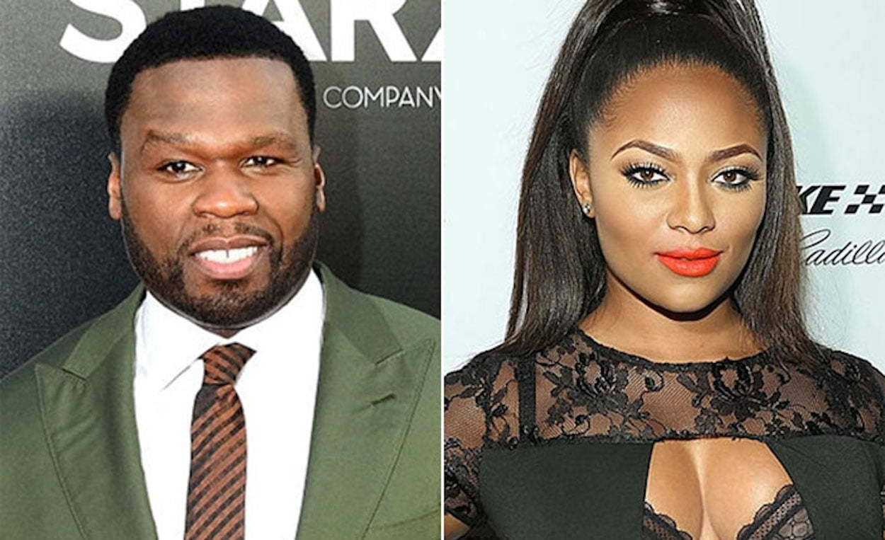 Image result for Teairra mari and d50 cent