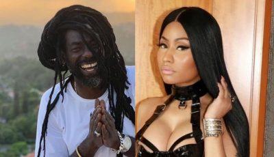 Buju Banton and Nicki Minaj
