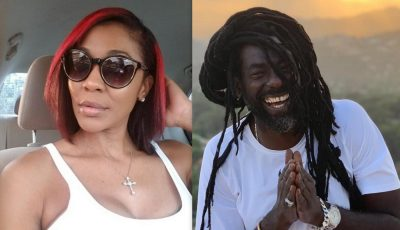 D'Angel and Buju Banton
