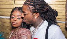 Dreezy and Jacquees