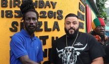 Sizzla and DJ Khaled
