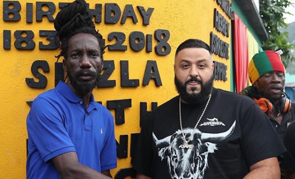 Sizzla and DJ Khaled