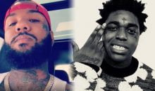 The Game and Kodak Black beef