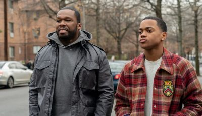 50 Cent and Michael Rainey Jr