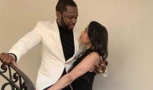 50 Cent girlfriend