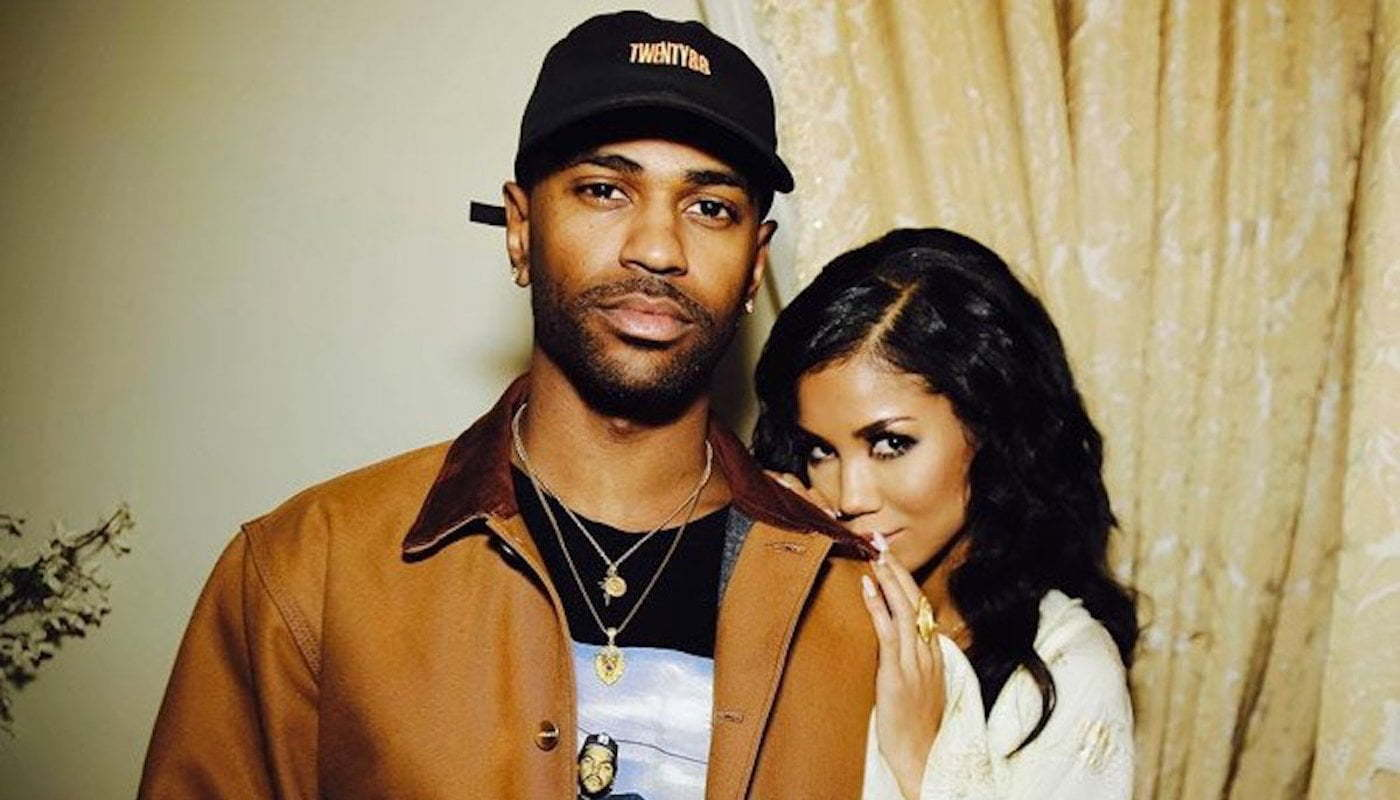 "Big Sean Says Jhené Aiko Tell No Lies In New Song ""P*$$Y Fairy (OTW)"" - Urban Islandz"