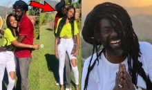 Buju Banton girlfriend