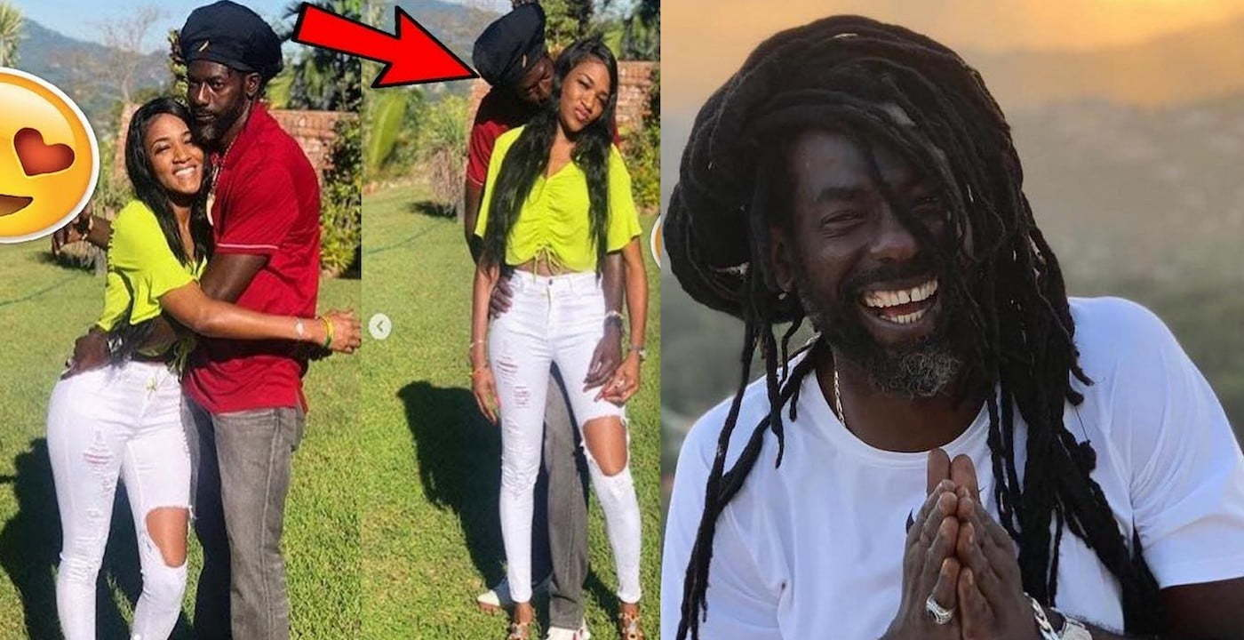 Image result for Buju Banton Break His Female Fans Hearts Pic Of New Girlfriend Went Viral