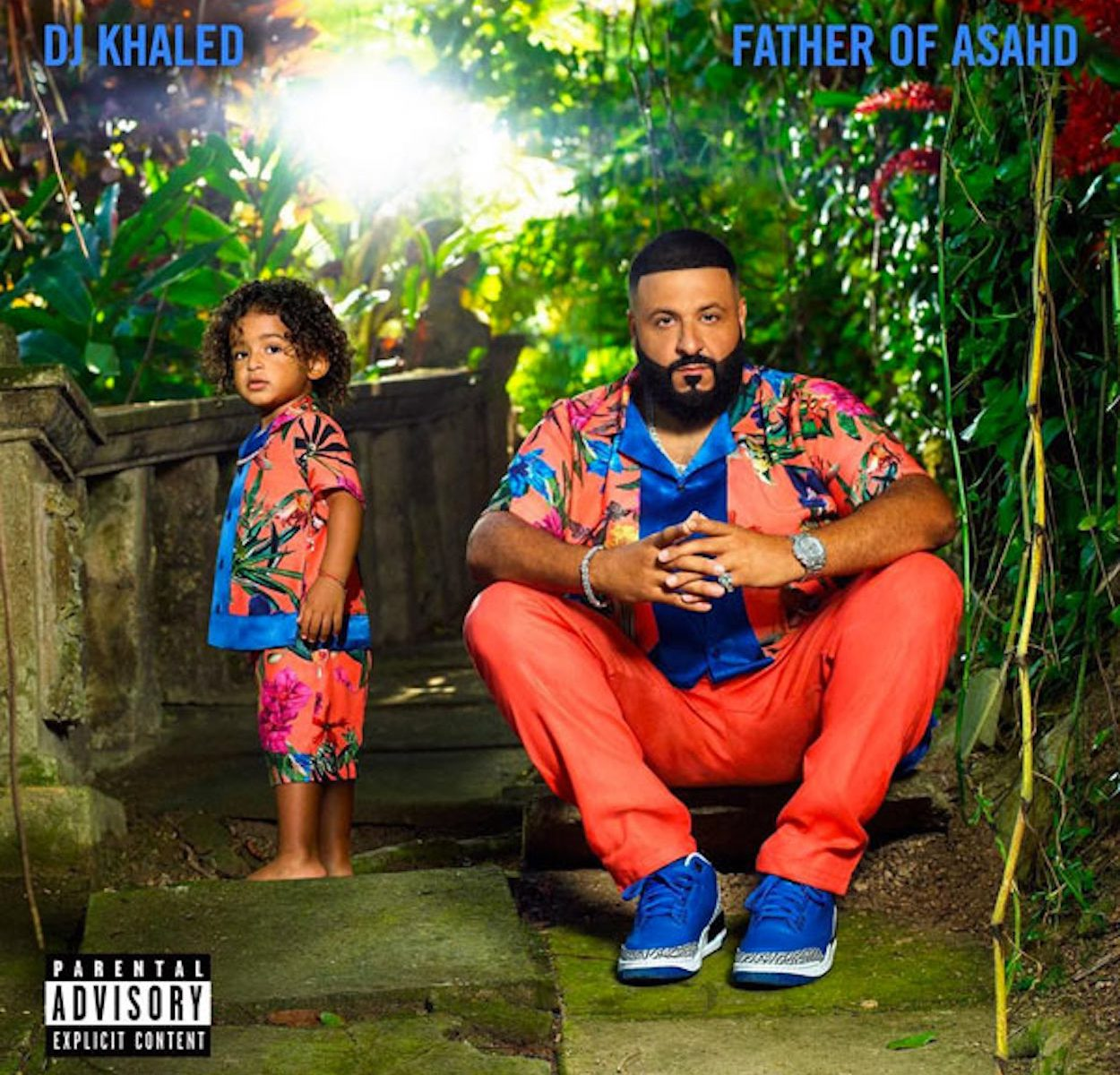 New DJ Khaled x Mitchell & Ness Collaboration Commemorates Father of Asahd Album