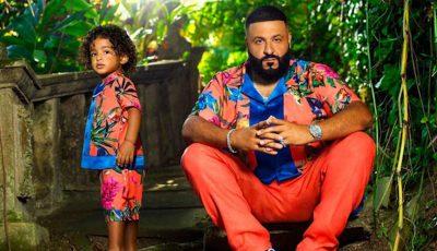 DJ Khaled Father of Asahd album