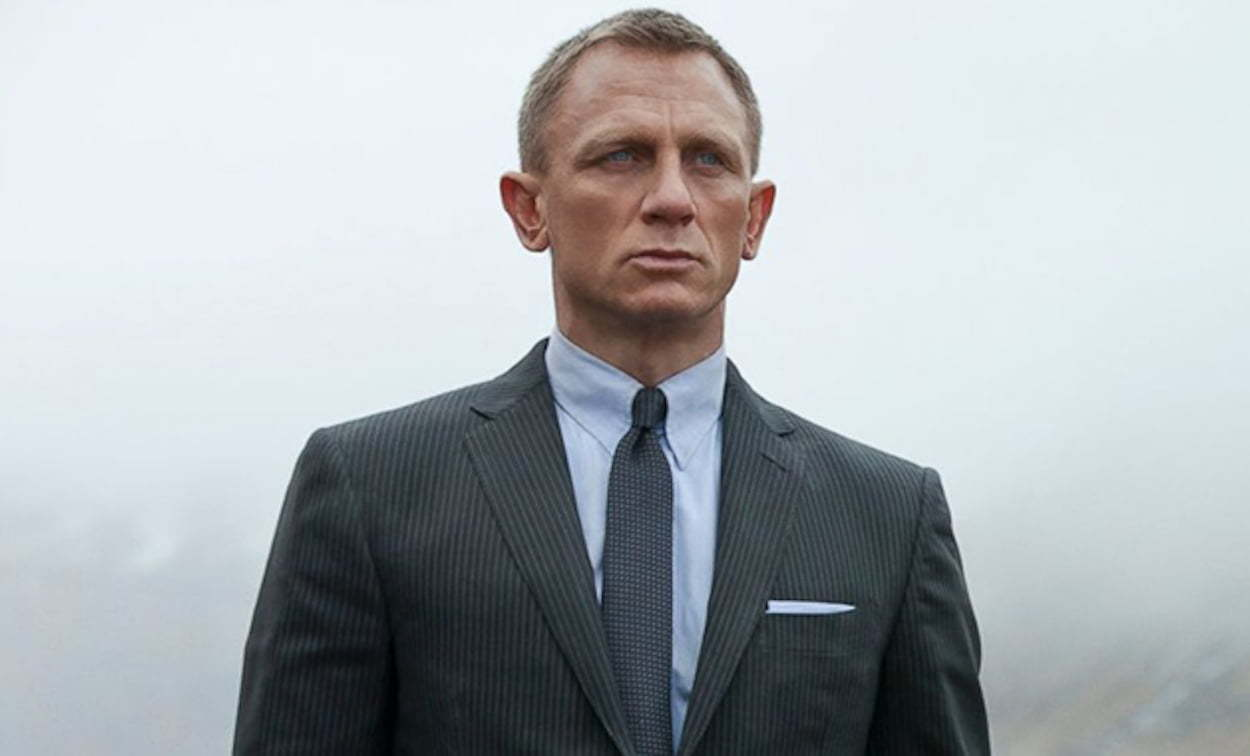 Daniel Craig Injured In Brutal Fall On Set James Bond In ...