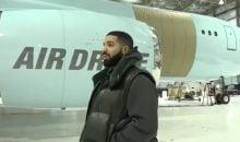 Drake plane Air Drake