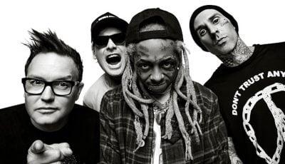 Lil Wayne and Blink-182 tour