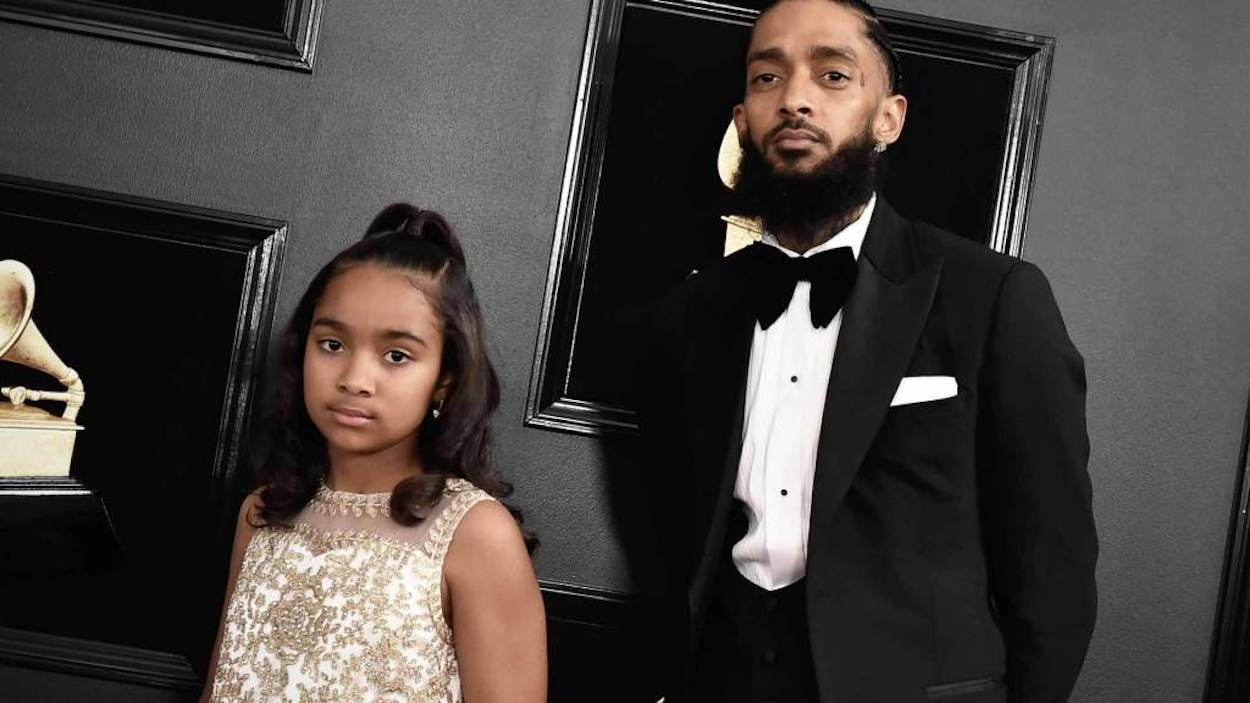 Custody Battle Continuing to Brew Over Nipsey Hussle's Daughter