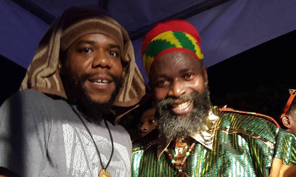 Reggae artist JahDore