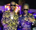 Love & Hip Hop Star Safaree Links With Bounty Killer For A Charitable Cause At KPH
