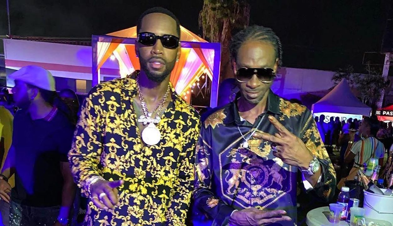 Safaree and Bounty Killer
