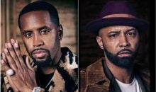 Safaree and Joe Budden