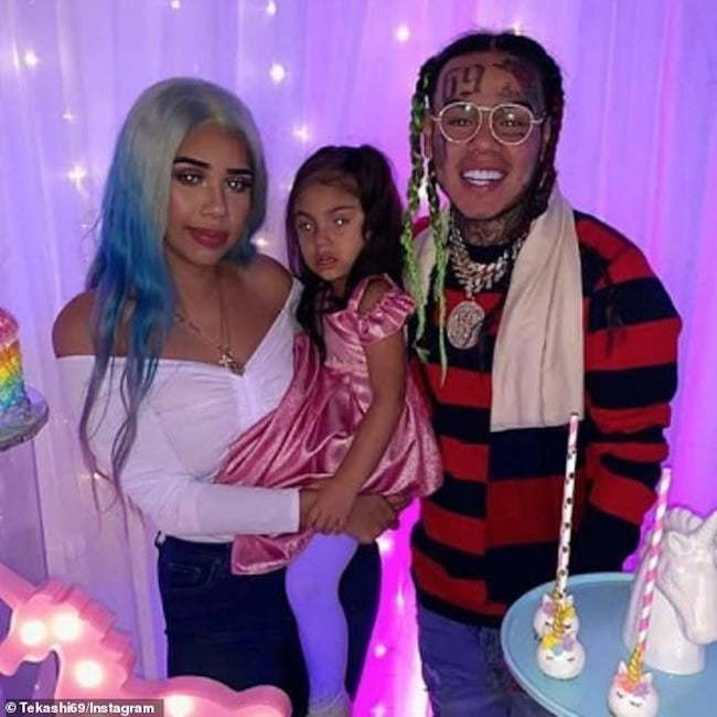 NBA YoungBoy Blast Tekashi69 Baby Mama Sara Here Is What She Said - Urban Islandz