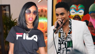 Vanessa Bling and Rotimi