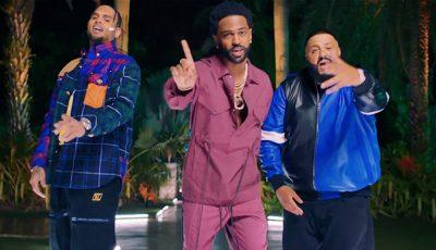 Chris Brown Big Sean DJ KHaled