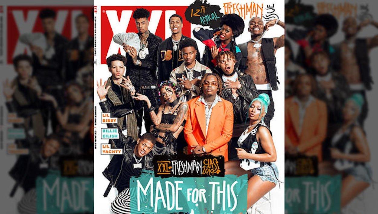 2019 xxl-freshman cover