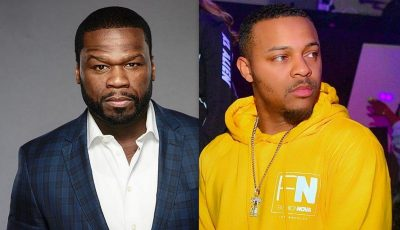 50 Cent and Bow Wow beef