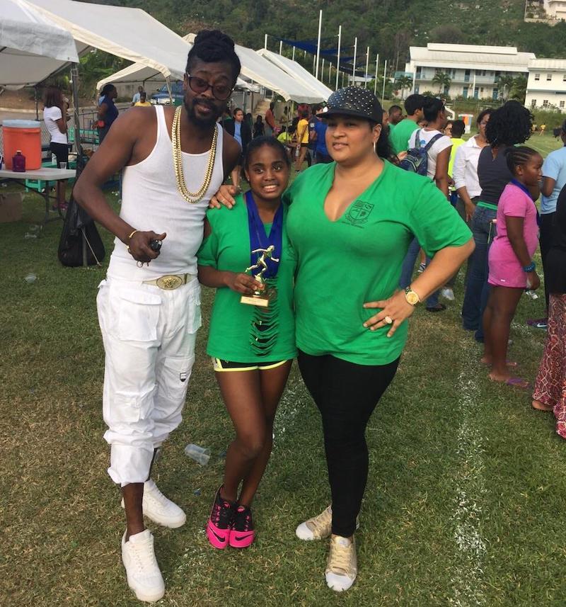 DHQ Carlene & Beenie Man Daughter Crystal Now Managing Her Bumpaz Dancehall Venture - Urban Islandz